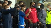 Tuzlaspor - Giresunspor maçında forma krizi